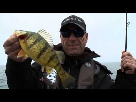Working Your Bait for Super Sized Perch - Dave Mercer's Facts of Fishing THE SHOW