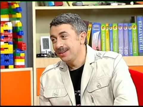 Ребенок и игрушки: школа доктора Комаровского