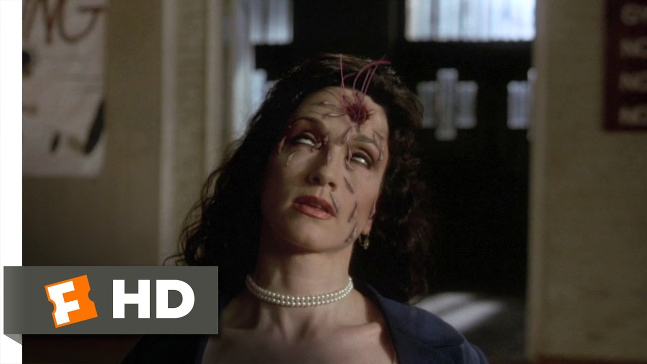 The Faculty (7/11) Movie CLIP - Sniff This! (1998) HD ... Lilith Frasier