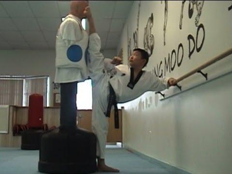 Best Taekwondo Stretches (taekwonwoo)