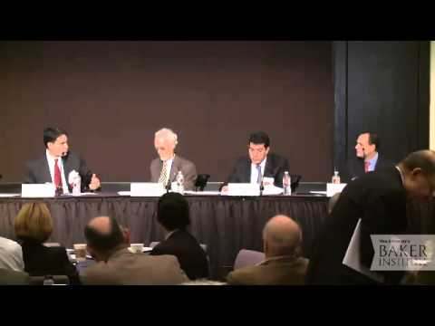 Mexico's Energy Reform: Powering the Future -- Panel 1: The Future Shape of Energy Reform