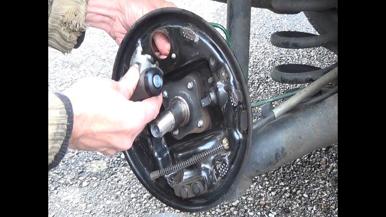 Replacing Abs Sensor Ring On Fiat Ducato  Jtd