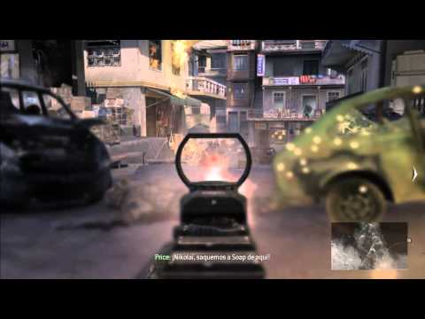 Call of Duty MWF 3-CAPITULO 3-PERSONA NON GRATA