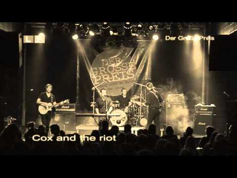 cox and the riot shine your light live youtube. Black Bedroom Furniture Sets. Home Design Ideas