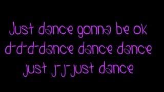 Lady Gaga Just Dance Lyrics