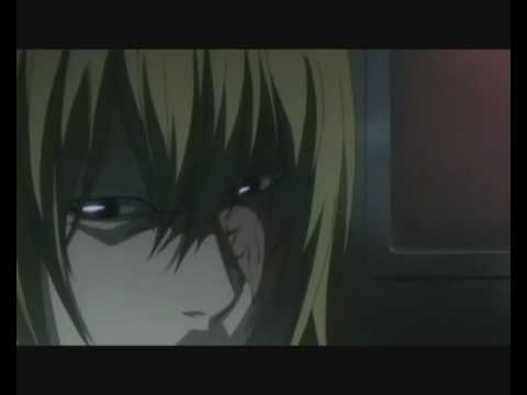 Death Note - Until the day I die (MxM), spoilers from the series and if you dont know who matt is.