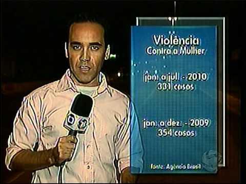 Reportagem Especial Violência Contra a Mulher