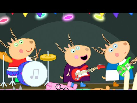 Peppa Pig Full Episodes   Season 7 Compilation 32   Kids TV