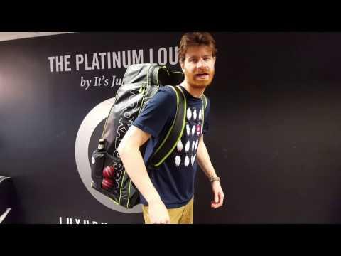 Kookaburra Pro D1 Duffle Bag
