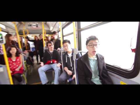 UBC A Cappella: Transit to Town