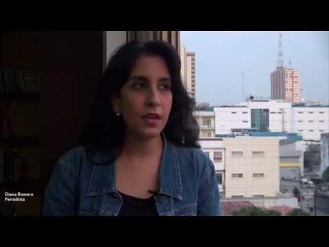 Diana Romero - Historias de refugiados