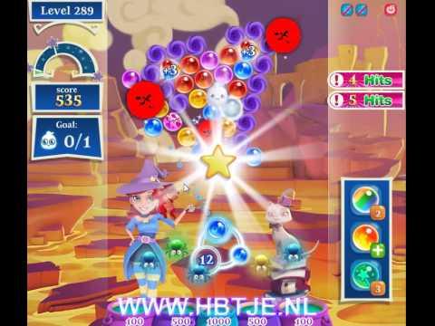 Bubble Witch Saga 2 level 289