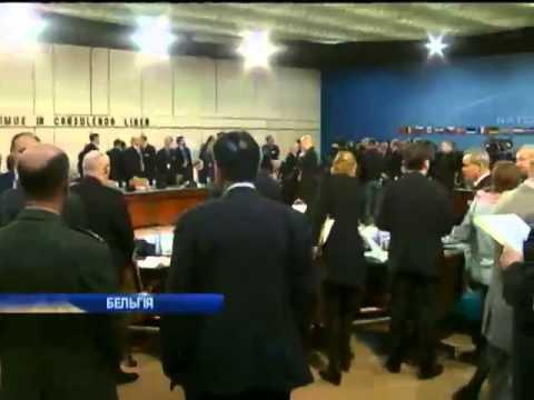 НАТО временно приостанавливает военное сотрудничес...