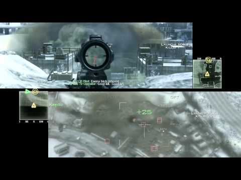 MW3: Spec Ops Veteran #16 Fire Mission - RUN RUN RUN
