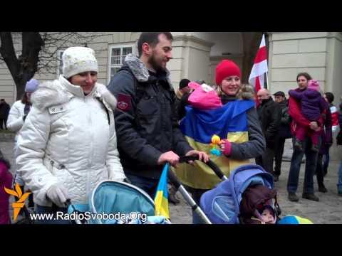 «Малюки йдуть в Європу!» - акція батьків у Львові