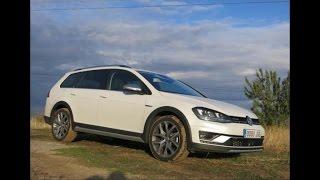 Volkswagen Golf Alltrack - Prueba