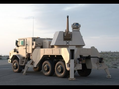 Thales RAPIDFire air defence system at Paris Air Show 2013
