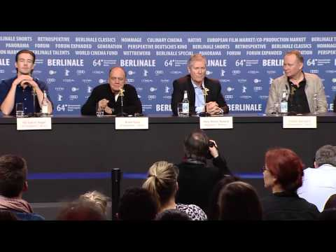 Kraftidioten | Press Conference Highlights | Berlinale 2014