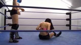 Britani Knight Vs Jessie McKay (SLAMMIN Ladies) Match #2