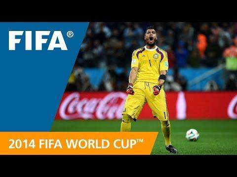 FIFA WC 2014 - Netherlands vs. Argentina - International Sign