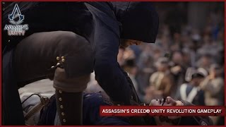 Assassin's Creed Unity Revolution Gameplay Trailer [UK]