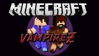 Minecraft Mini-game!! VampireZ!!!