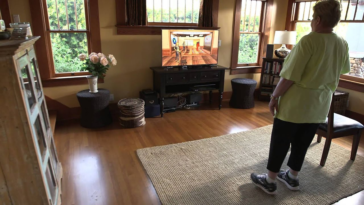 Reflexion Health uses Kinect for Windows to bring physical therapy into patients' homes