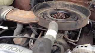 1989 Chevy CK 1500 350 4x4 Truck Engine