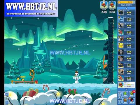 Angry Birds Friends Tournament Week 83 Level 3 high score 91k (tournament 3)