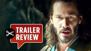 Instant Trailer Review 47 Ronin (2013) Keanu Reeves