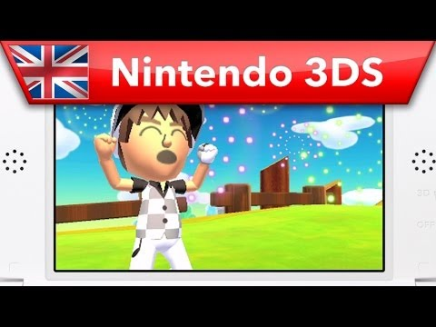 Mario Golf: World Tour - UK TV Ad 1 (Nintendo 3DS)