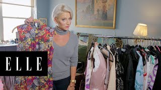 Check Out Dorinda Medley's Insane Closet | The Clothes of Our Lives | ELLE