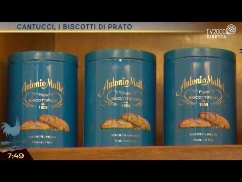 Cantucci, i biscotti di Prato