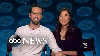 'American Idol' heartthrob Trevor Holmes and his girlfriend speak out