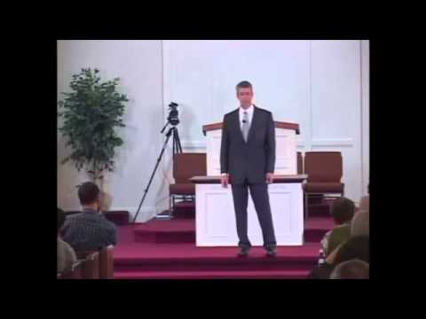 Man's Problem is That God is Good Paul Washer