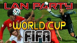 FIFA - WORLD CUP REVENGE - LAN Party