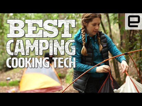 Best Camping Cooking Tech
