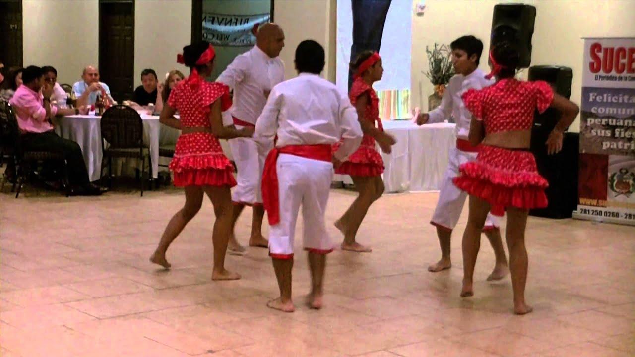 Festejo De El Peru