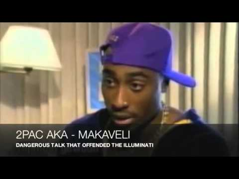 Tupac exposing the truth about the illuminati   ILLUMINATI KILLED 2PAC