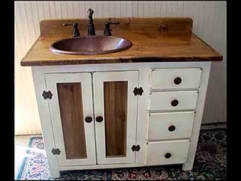 Country Bathroom Vanities Design Ideas YouTube
