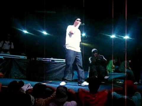 Facção Central - Castelo Triste ( Club Da Ford Rap Festival )