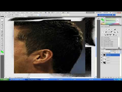 Cara Membuat Hair PES 2013 Untuk Pemula
