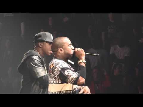 Jay-Z Kanye West Niggas In Paris Encore Live Montreal 2011 HD 1080P