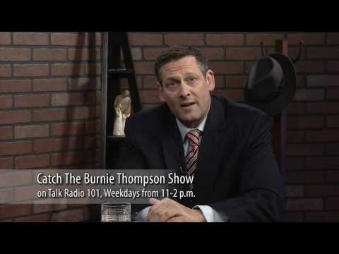The Burnie Thompson Show, Episode 9, 3-9-14
