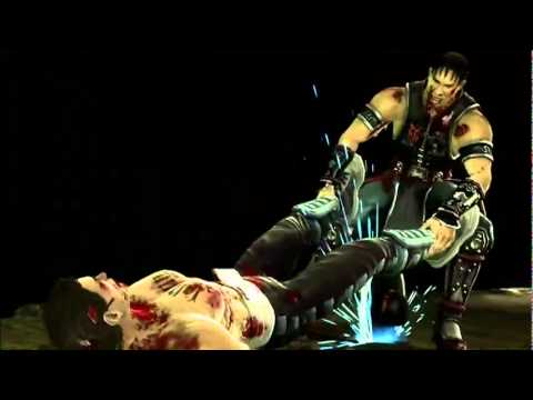 MK9 (2011) - Kung Lao' Buzz Saw Fatality
