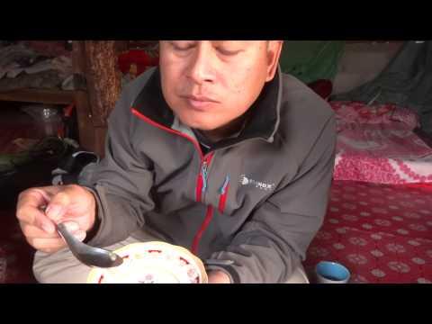 อาหารชาวหงสา Hongsa Laos food