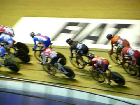 Omnium Elimination race - Track Cycling World Cup
