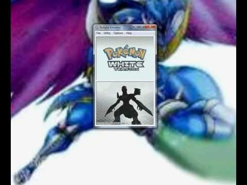 Pokemon Volt White: How to download!!!!!!! And fix No$gba glitch!