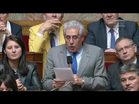 M. Yves Albarello - Relations entre l'Etat et les buralistes
