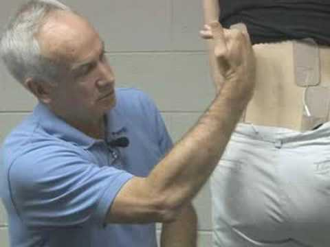 Tens Electrode Placements For Chronic Back Pain - CLBP